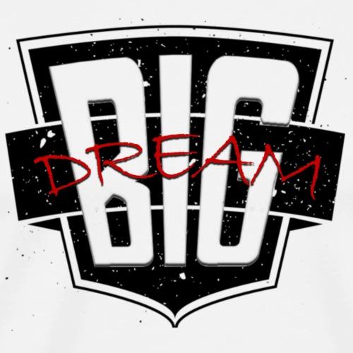 big dream - Men's Premium T-Shirt