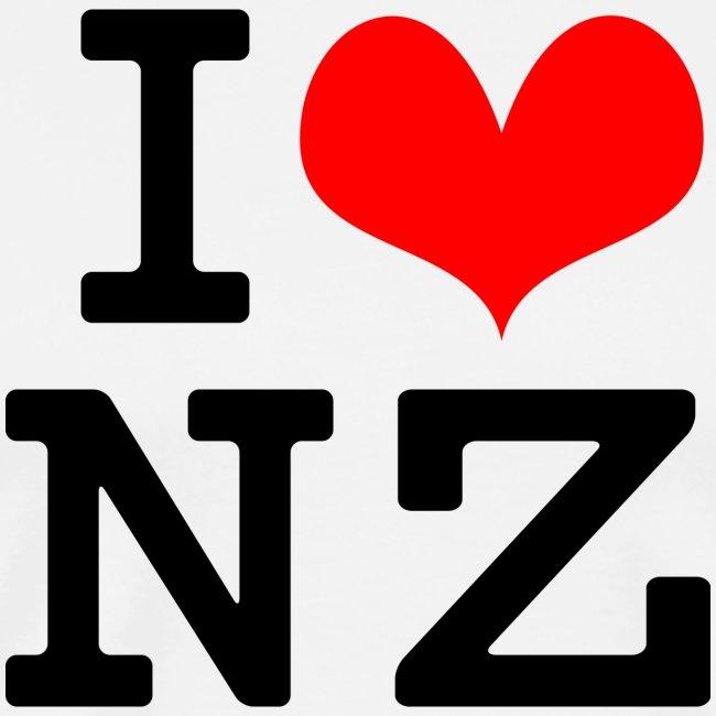 I Love NZ