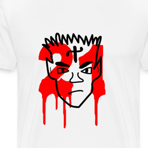 21 savage hand-drawn - Men's Premium T-Shirt