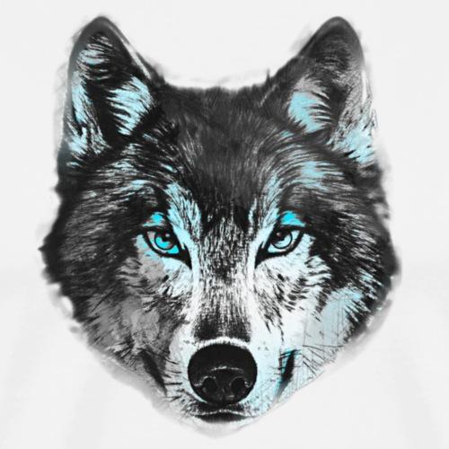 BuzzMoy #WolfSquad - Men's Premium T-Shirt