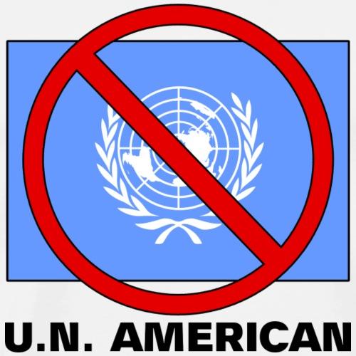 U.N. AMERICAN - Men's Premium T-Shirt
