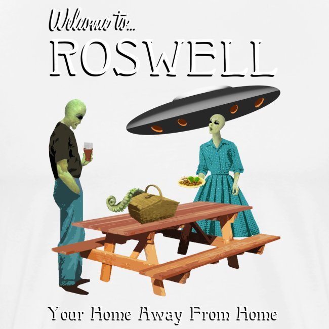 Welcome To Roswell