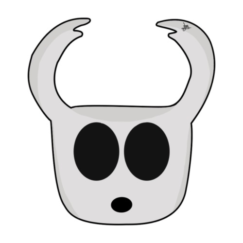 Hollow Knight - Version gyroïde - T-shirt premium pour hommes