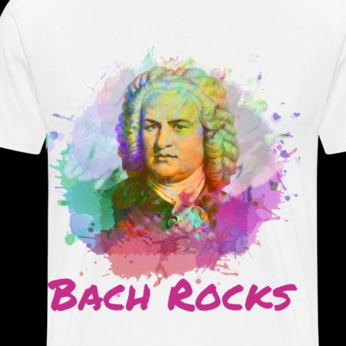 BachRocks - Men's Premium T-Shirt