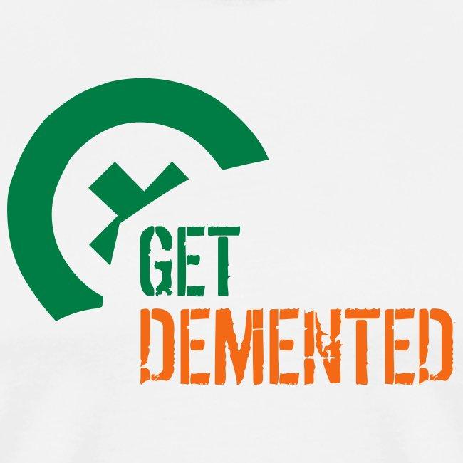 Demented Logo