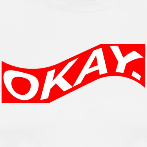 WAVY. - Men's Premium T-Shirt
