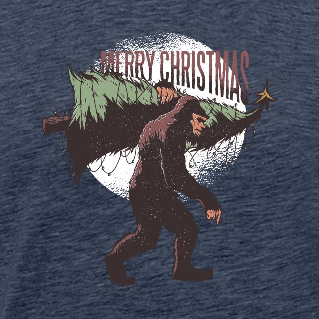 Bigfoot christmas