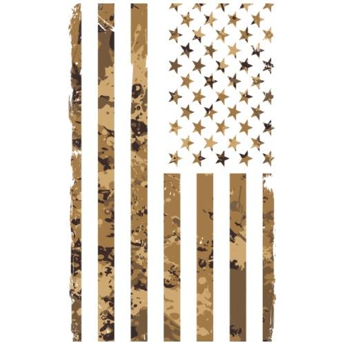 American desert camouflage - Men's Premium T-Shirt