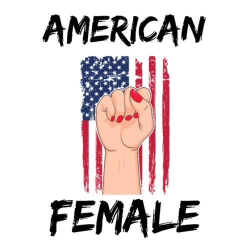 AMERICAN FEMALE - Men's Premium T-Shirt