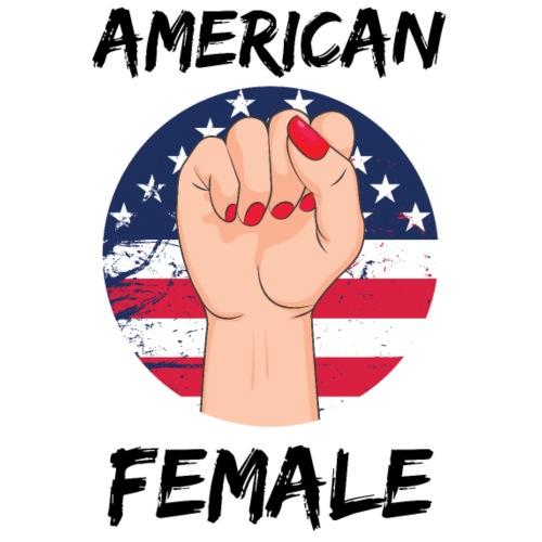American Fimale apparel - Men's Premium T-Shirt