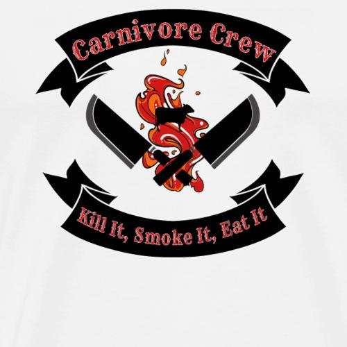 Carnivore Crew - Men's Premium T-Shirt