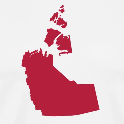map nwt - Men's Premium T-Shirt