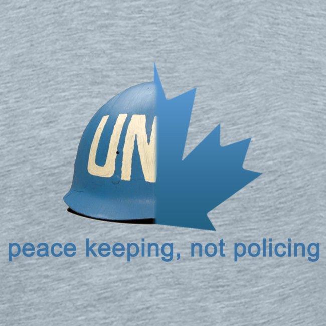 Canadian Peacekeeping