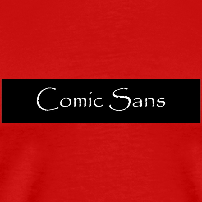 comic sans in papyrus