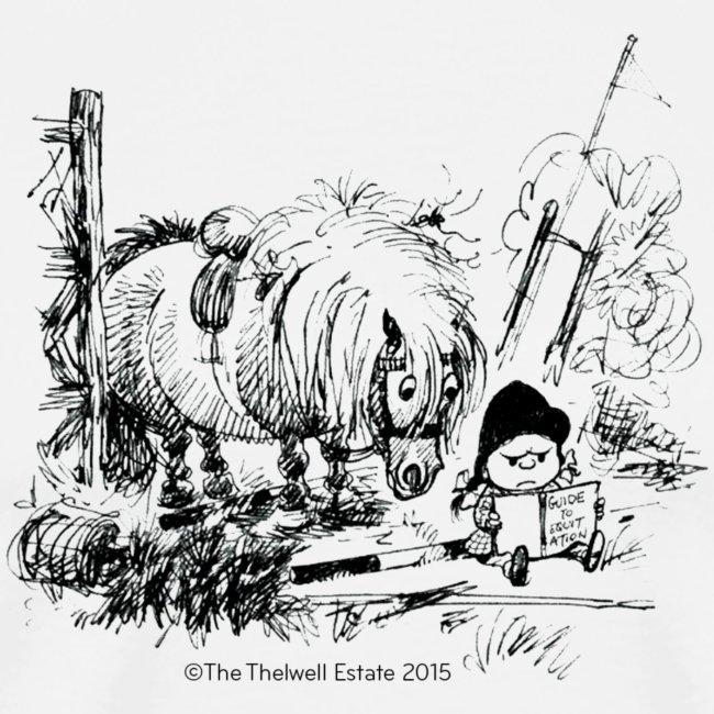 PonyFail Thelwell Cartoon