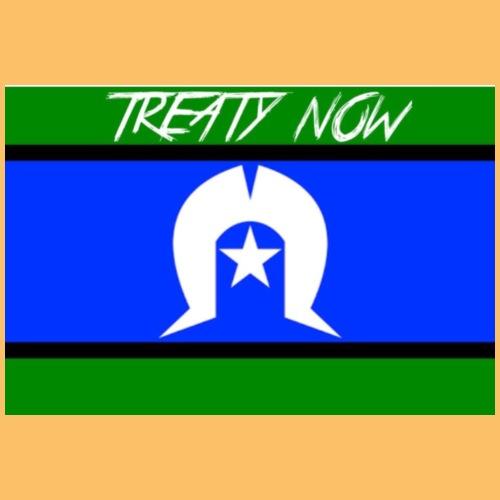 torres strait flag treaty - Men's Premium T-Shirt