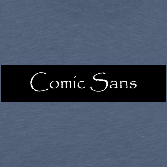 comic sans in papyrus
