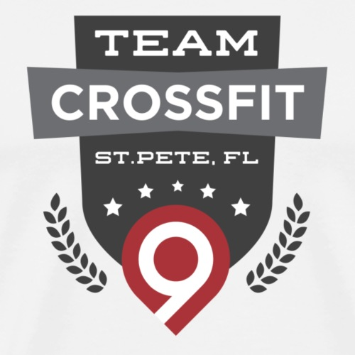 Team CrossFit9 - Men's Premium T-Shirt