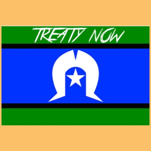 torres strait flag treaty - Men's Premium T-Shirt