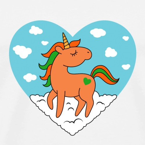 Unicorn Love - Men's Premium T-Shirt