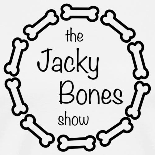 Jacky Bones b - Men's Premium T-Shirt