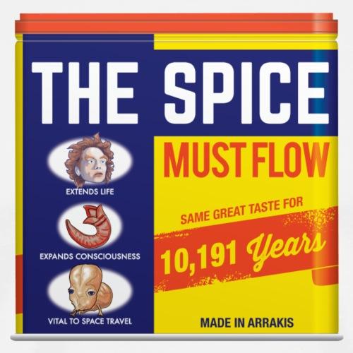 The Spice - Men's Premium T-Shirt