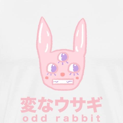 Pink Bun - Men's Premium T-Shirt