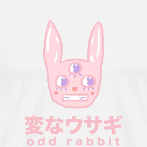 Pink Bun - Men's Premium T-Shirt