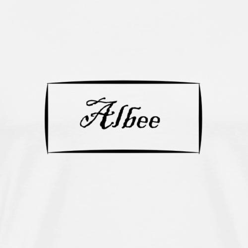 Albee - Men's Premium T-Shirt