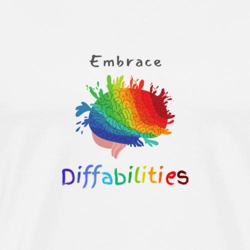 Embrace Diffabilities - Men's Premium T-Shirt
