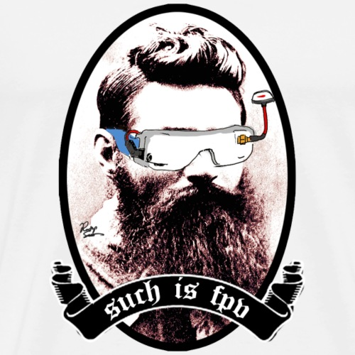 NED FPV - Men's Premium T-Shirt