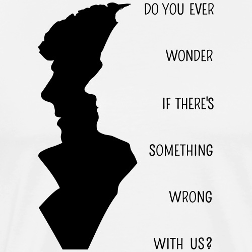 Something Wrong - free design color choice