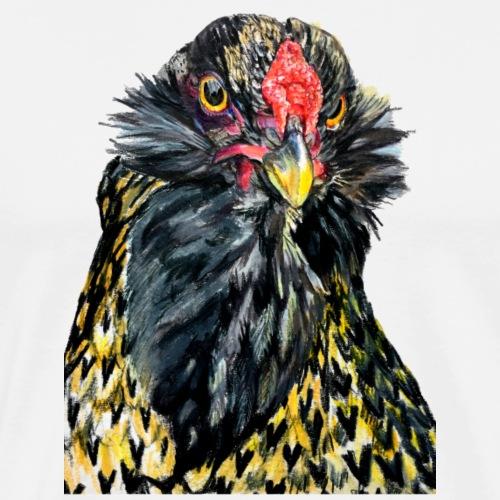 Easter Egger Hen - Men's Premium T-Shirt
