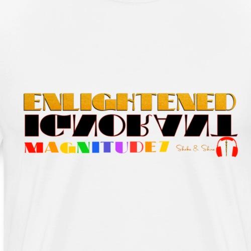 Enlightened Ignorant - Men's Premium T-Shirt