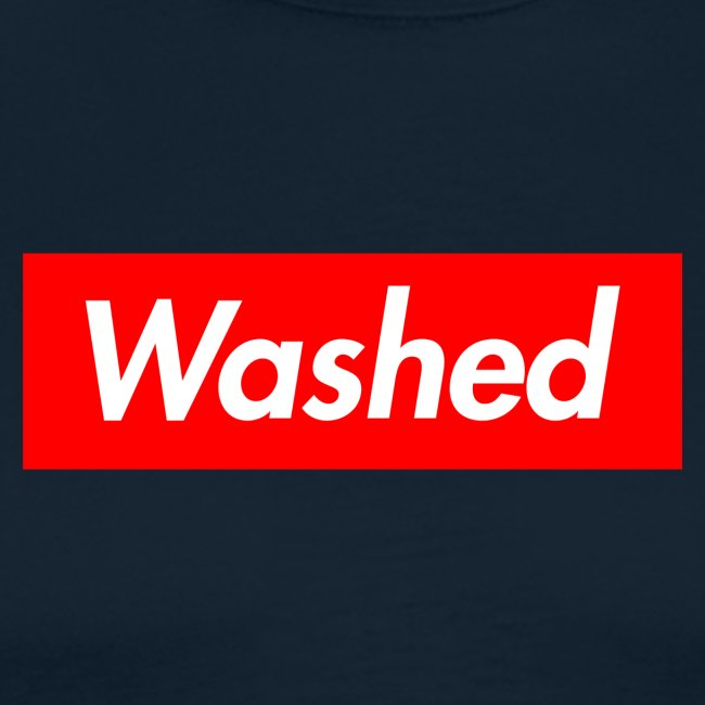 WASHED (SUPREMELY)
