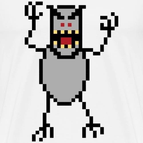 SkiFree - Men's Premium T-Shirt