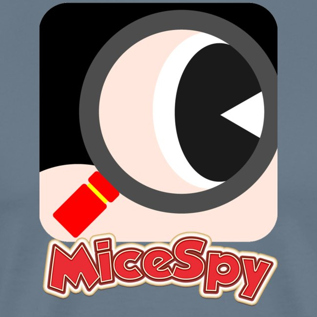 MiceSpy with your eye!