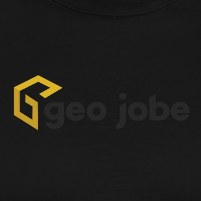 GEO Jobe Corp Logo - Black Text