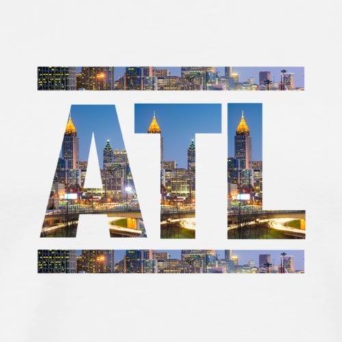 ATL - Atlanta - Men's Premium T-Shirt