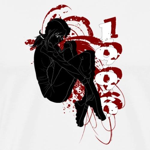armygirl2 - Men's Premium T-Shirt