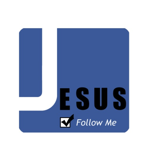 JESUSfollowme - Men's Premium T-Shirt