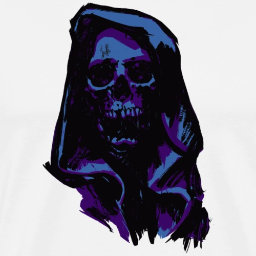 Death Purple - Men's Premium T-Shirt