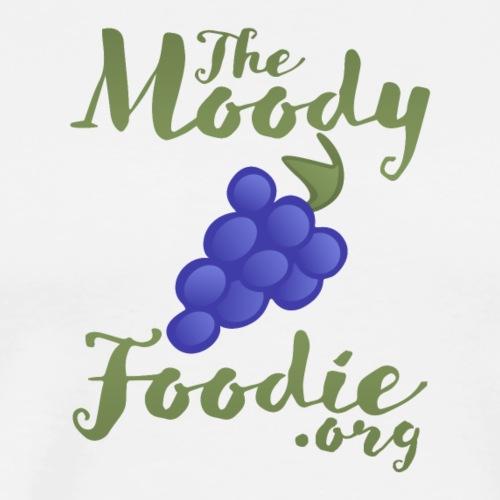 The Moody Foodie site - Men's Premium T-Shirt