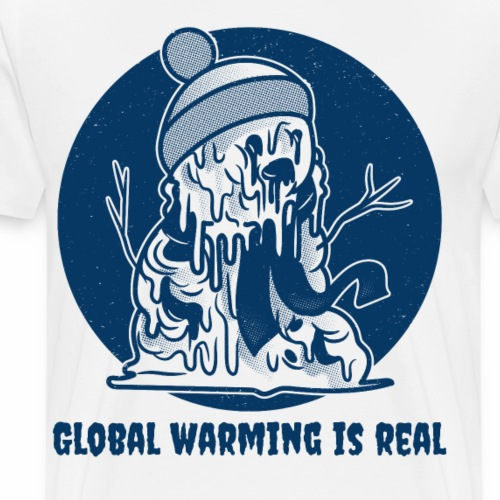 Melting Snowman | Global Warming is Real