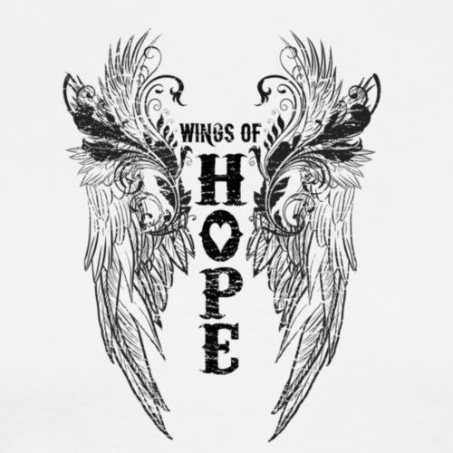 WINGS OF HOPE - Men's Premium T-Shirt