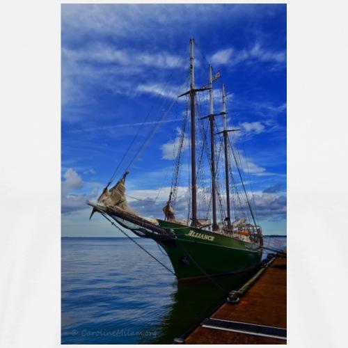 Sail Away with me - Men's Premium T-Shirt