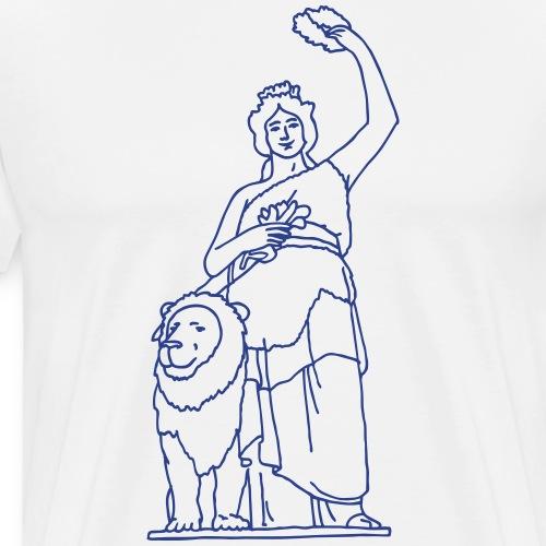 Bavaria in Munich - Men's Premium T-Shirt