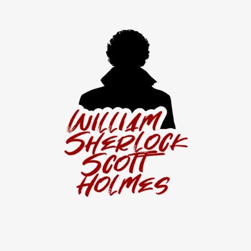William Sherlock Scott - Men's Premium T-Shirt