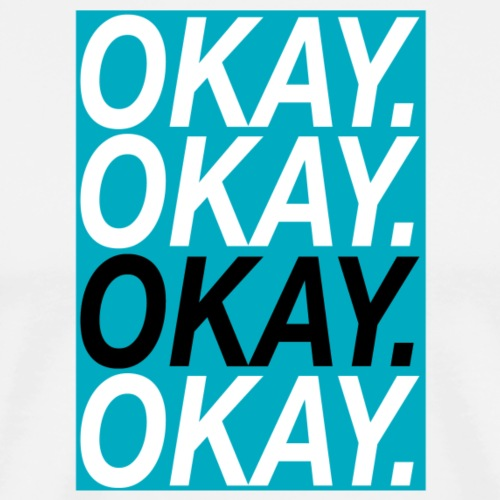 QUAD K. - Men's Premium T-Shirt