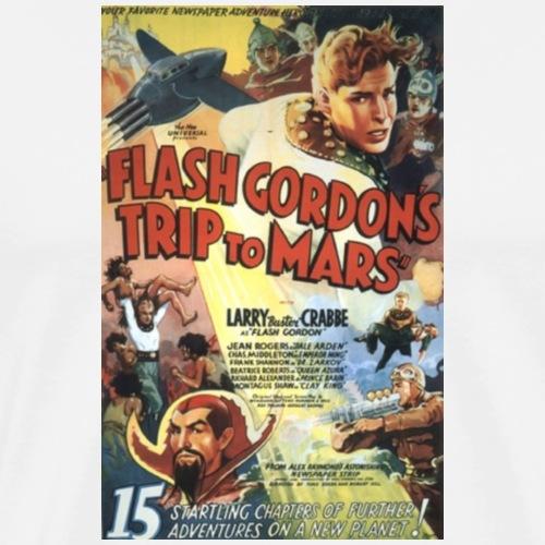 Flash Gordon's Trip to Mars - Men's Premium T-Shirt